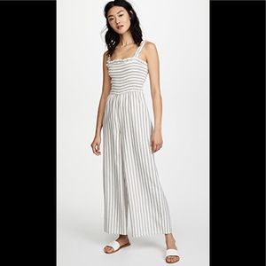 Steele Striped Jumpsuit